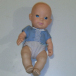 MATTEL 1992 BABY BOY DOLL 9 INCH APPROX UNKNOWN NAME